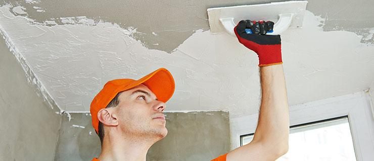 Zoekt u een stukadoor voor pleisterwerk specialist in for Kostprijs behangen per m2